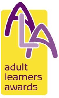 adult learner awards logo